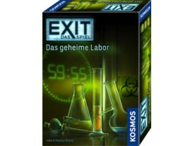 脱出:ザ・ゲーム 秘密の実験室(EXIT: Das geheime Labor)