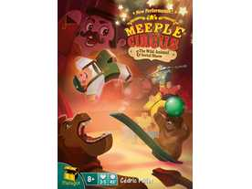 ミープルサーカス:猛獣&空中ショー!(拡張)の画像