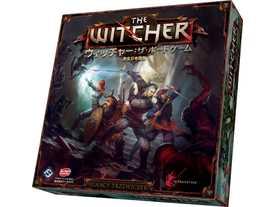 ウィッチャー・ザ・ボードゲームの画像