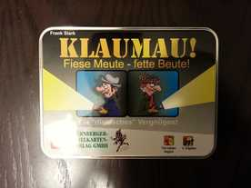 クラウマウ(Klau Mau)