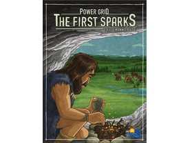 電力会社:最初の火花(Power Grid: The First Sparks)