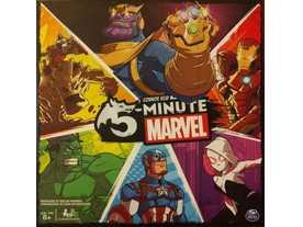 ファイブミニッツ・マーベル(5-Minute Marvel)