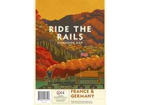 ライド・ザ・レイルズ:フランス&ドイツの画像