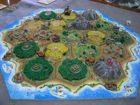 カタンの開拓者たち:限定3D版の画像