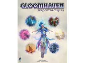 グルームヘイヴン:フォゴットン・サークルズ(Gloomhaven: Forgotten Circles)