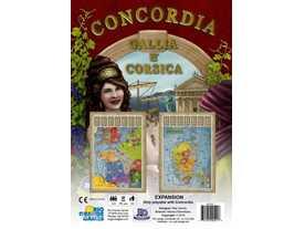 コンコルディア:ガリア & コルシカ(Concordia: Gallia / Corsica)