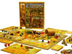 ストーンエイジ:文明への第一歩(Stone Age: Styile is the Goal)