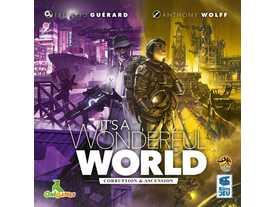 イッツアワンダフルワールド:荒廃と隆盛(It's a Wonderful World: Corruption & Ascension)