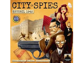 シティ・オブ・スパイ:エストリル1942(City of Spies: Estoril 1942)