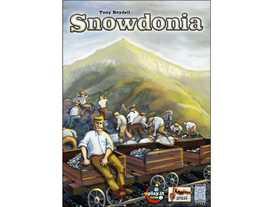 スノウドニア(Snowdonia)
