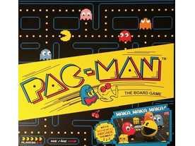 パックマン・ザ・ボードゲームの画像