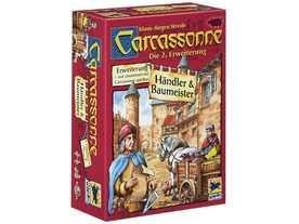 カルカソンヌ:商人と建築士(追加キット2)の画像