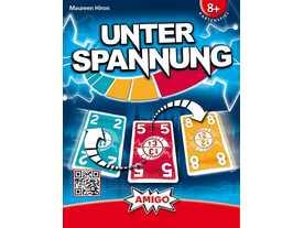 スピード計算 / アルティメットカウントゲーム / セブン・エイト・ナイン(7 Ate 9 / UNTER SPANNUNG)