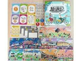 自転車ツアー台湾の画像