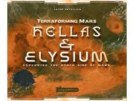 テラフォーミングマーズ:ヘラス&エリジウム(拡張)の画像