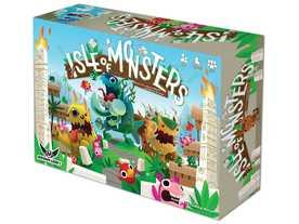 モンスターの島(Isle of Monsters)