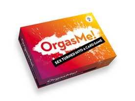 オーガズミー!(OrgasMe!: Sex turned into a card game)