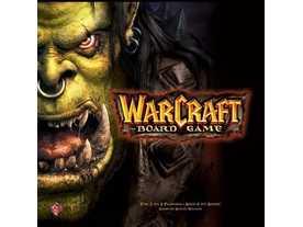 ウォークラフト ボードゲームの画像