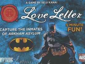 ラブレター:バットマンの画像