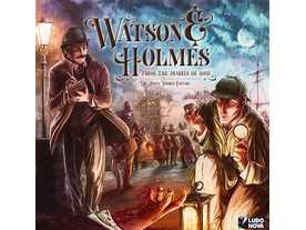 ワトソン&ホームズの画像
