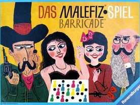 マレフィッツ / バリケード(Das Malefiz Spiel)