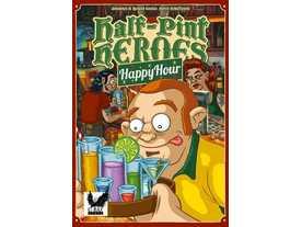 ハーフパイント・ヒーローズ:ハッピーアワー(拡張)(Half-Pint Heroes: Happy Hour)