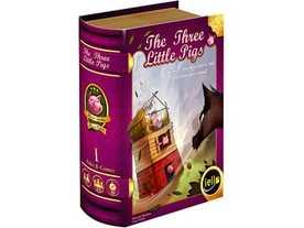 三匹のこぶた(Tales & Games: The Three Little Pigs)