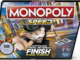 モノポリースピードの画像