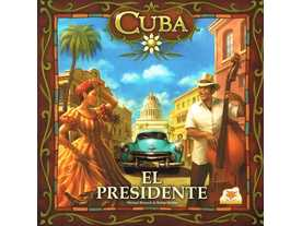 キューバ:エルプレジデンテの画像