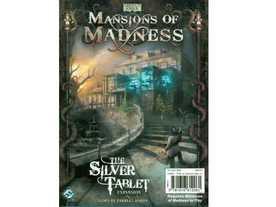 マンション・オブ・マッドネス:銀のタブレットの画像