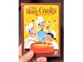 トゥー・メニー・クックス / 料理人が多すぎるの画像
