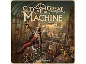 シティ・オブ・ザ・グレート・マシーンの画像