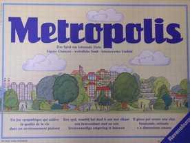 メトロポリスの画像