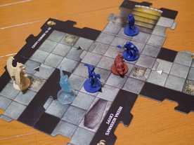 ダンジョンズ&ドラゴンズ:キャッスル・レイヴンロフト・ボードゲームの画像