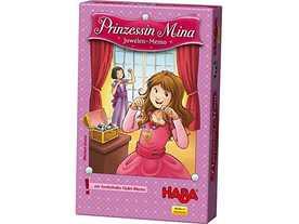プリンセス・ミーナのキラキラ首飾り(Prinzessin Mina Juwelen-Memo)