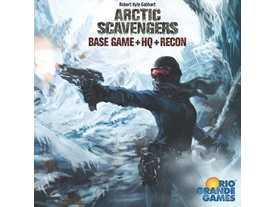 アークティック・スカヴェンジャーズ:ベースゲーム+HQ+リコンの画像