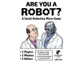 アー・ユー・ア・ロボット?の画像