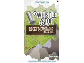ホイッスル・ストップ:ロッキー山脈(拡張)の画像