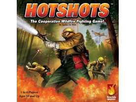 ホットショット:山岳消防隊(Hotshots)