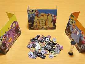 大怪獣コトバモドスの画像