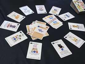ねこあつめカードゲーム ひだまり編の画像