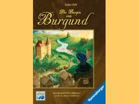 ブルゴーニュ(The Castles of Burgundy /  Die Burgen von Burgund)
