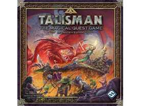 タリスマン(4版)(Talisman (Revised 4th Edition))