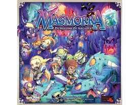 マスモラ:ダンジョンズ ・オブ・アルカディアの画像