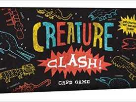 クリーチャークラッシュ!(Creature Clash! Card Game)