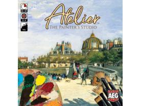 アトリエ 〜巨匠たちのスタジオ〜(Atelier: The Painter's Studio)