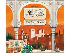 アルハンブラ カードゲームの画像