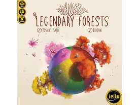 レジェンダリー・フォレスツ(Legendary Forests)