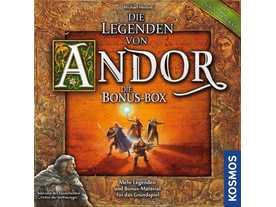 アンドールの伝説 拡張 封印の宝箱(Die Legenden von Andor: Die Bonus-Box)