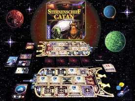カタンの宇宙船の画像